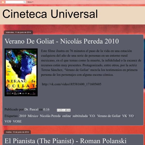 Cineteca Universal