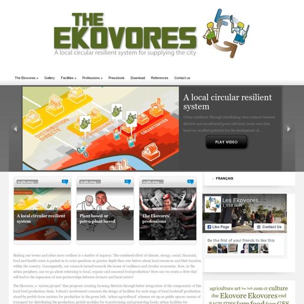 Les Ekovores