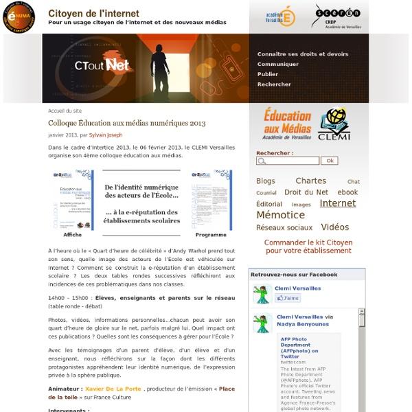 Citoyen de l'internet - CToutNet