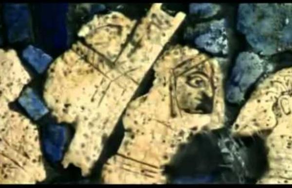 L'histoire des Sumériens, 1ère civilisation au monde, dans le croissant fertile ou Mésopotamie