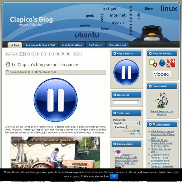 Clapico's Blog