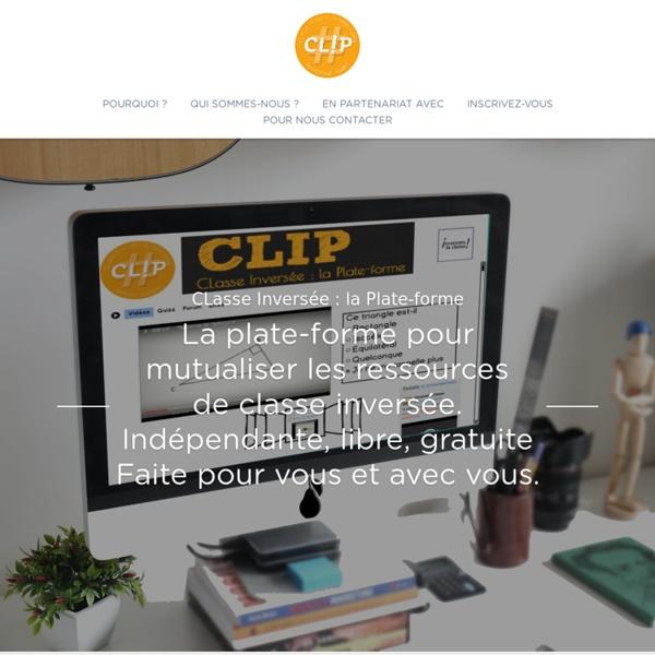 CLIP ! (plate-forme de la CI)