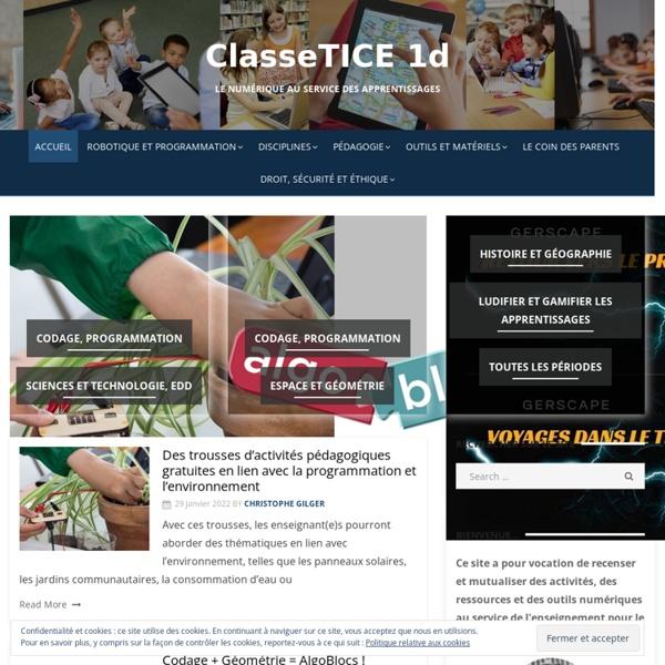 Classe TICE
