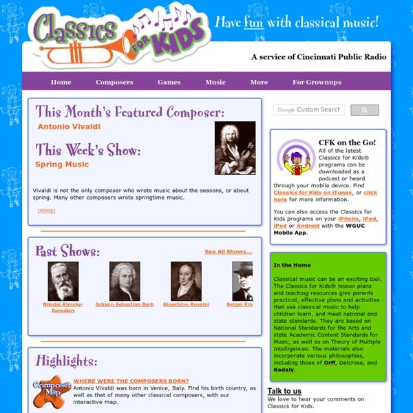 Classics for Kids