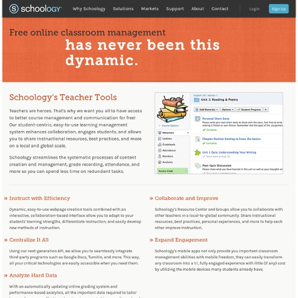 Classroom Management Tools for Teachers