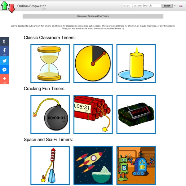 Classroom timers fun timers pearltrees classroom timers fun timers publicscrutiny Choice Image