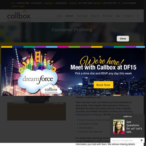 Callbox AustraliaB2B Lead Generation, Appointment Setting, Telemarketing
