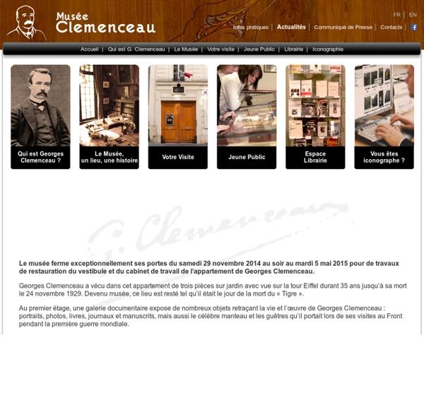 Musée Georges Clemenceau
