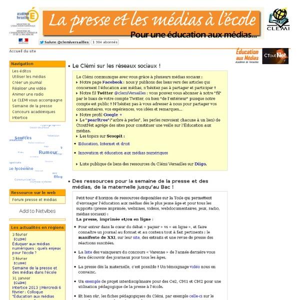 Clemi.ac-versailles.fr