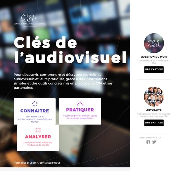 Clés de l'audiovisuel