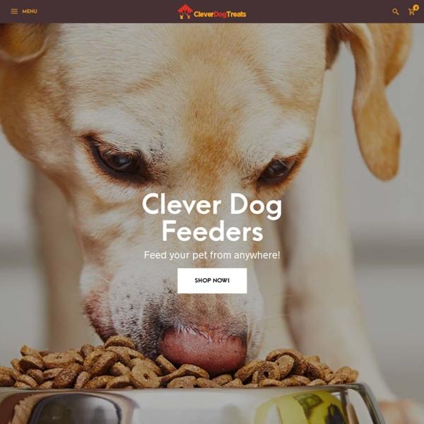 Clever Dog Treats