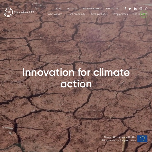 The EU's main climate innovation initiative