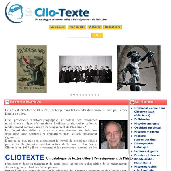 CLIOTEXTE