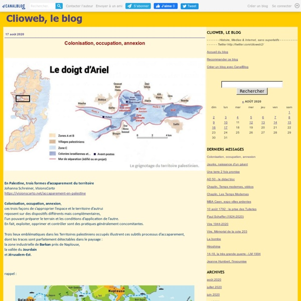 Clioweb, le blog