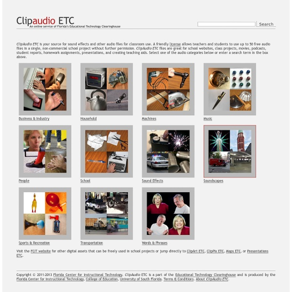 Clipaudio ETC