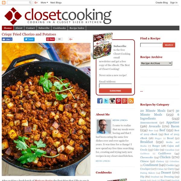 Closet Cooking