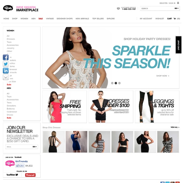 Indie clothing stores online
