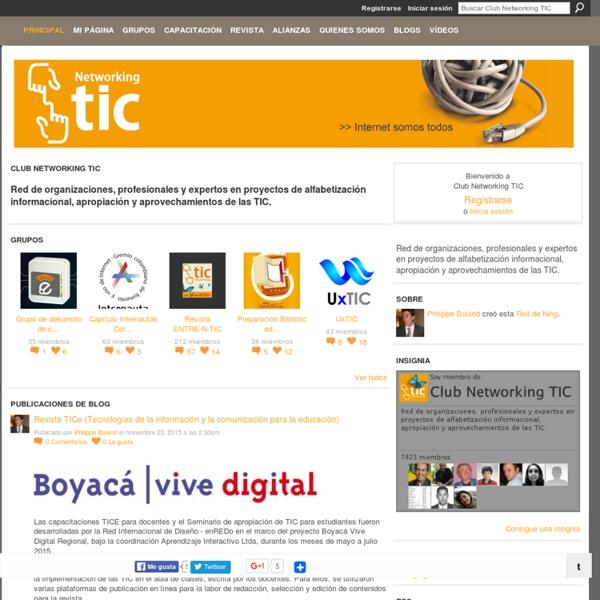 Club Networking TIC
