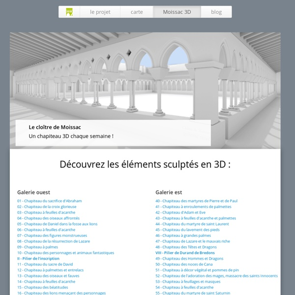L'encyclopédie des sites clunisiens