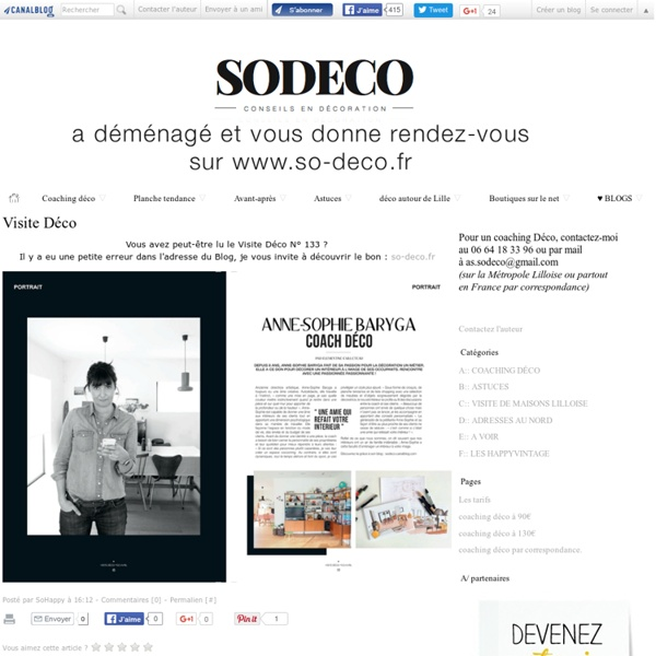 Coaching déco à 415€ - coach deco Lille