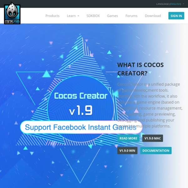 Cross Platform Open Source 2D Game Engine | Pearltrees