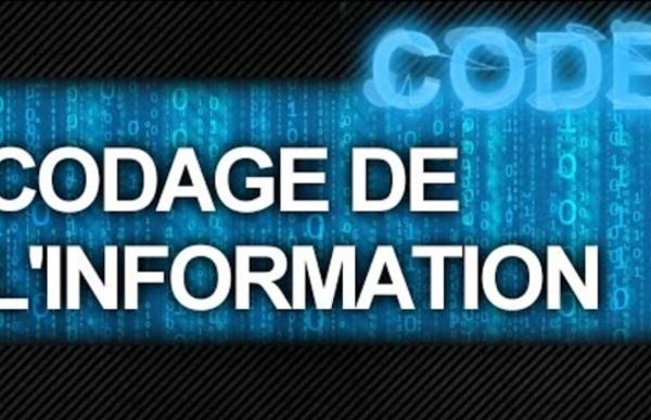 [Code] Le codage de l'Information - Les Capsules