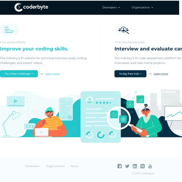 The #1 Website for Coding Challenges