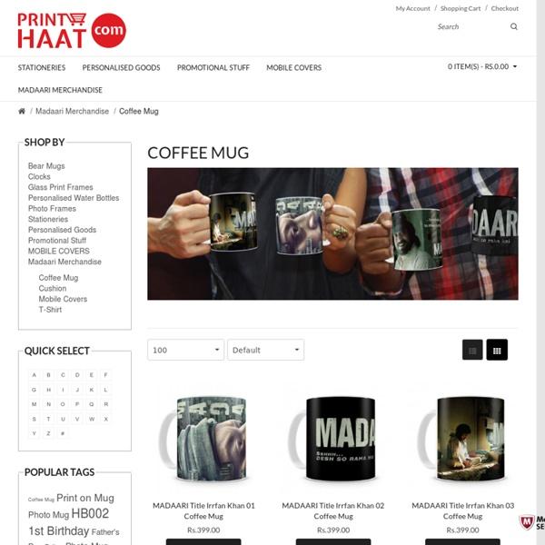 Coffee Mug, Print Personalized Photo mugs in India, Personalized Gift Mugs