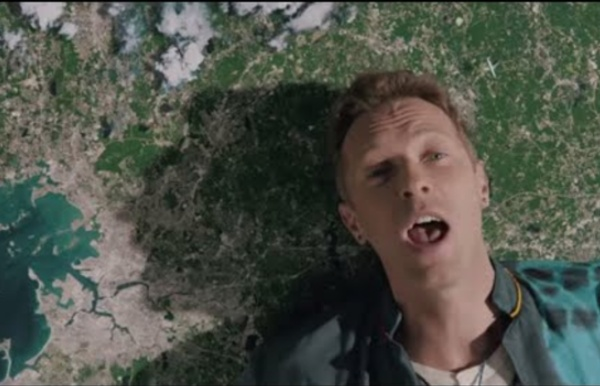 Message d'espoir (Coldplay - Up&Up)