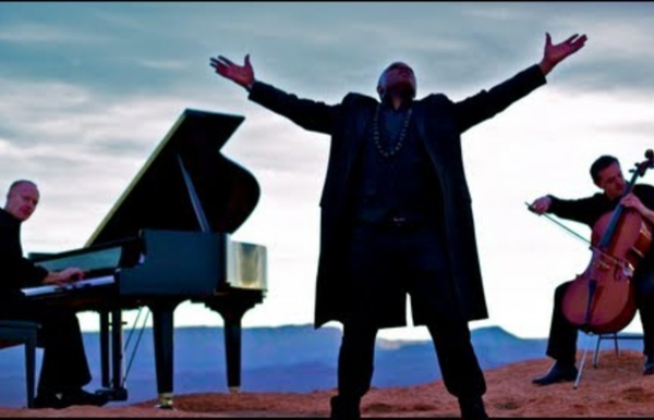 Coldplay - Paradise (Peponi) African Style (Piano/Cello Cover) - The Piano Guys ft. Alex Boye