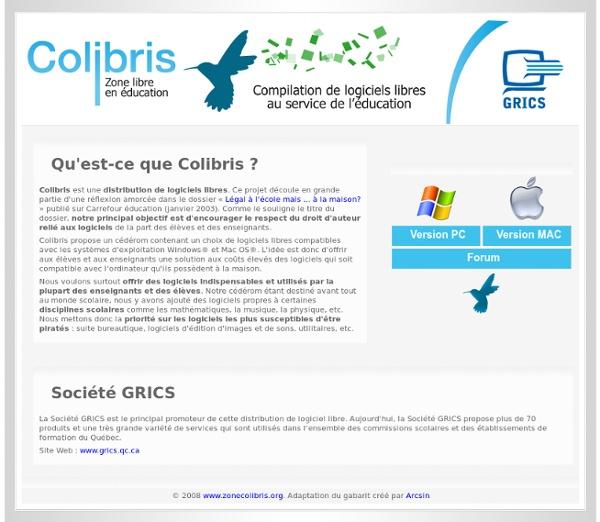 Colibris (Zone libre en éducation)
