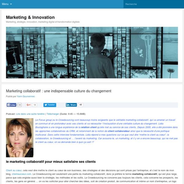 Marketing collaboratif : une indispensable culture du changement