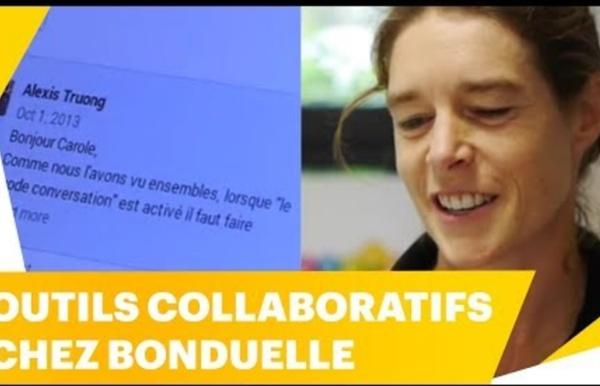 Le collaboratif transforme bonduelle