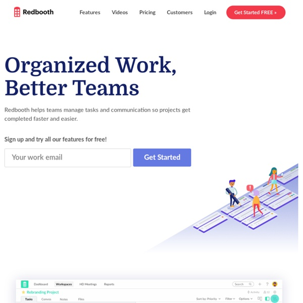 Online Project Management Tools & Collaboration Platform