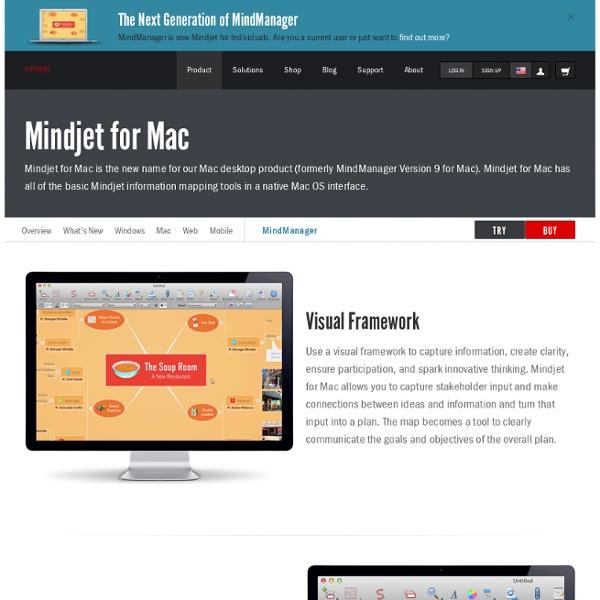 Solutions de mind mapping, de capture d'idées et de collaboration dans SharePoint