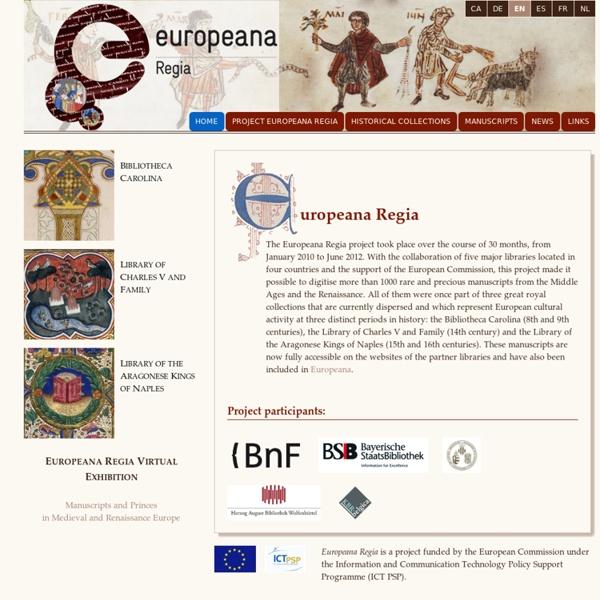 A digital collaborative library of royal manuscripts