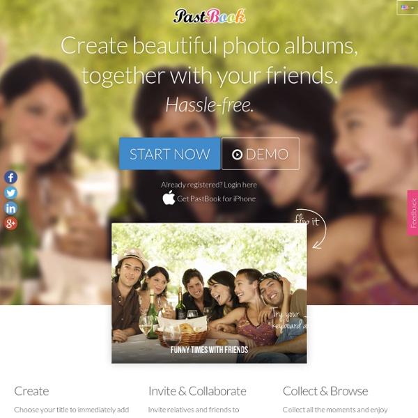 Créer un album photo collaboratif