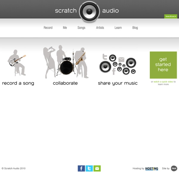 Free Collaborative Music Recording Software