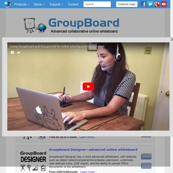 Free online whiteboard software