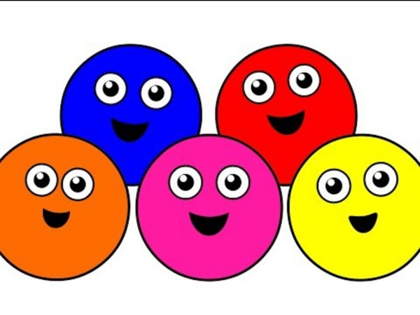 """""""Color Songs Collection Vol. 1"""" - Learn Colors, Teach Colours, Baby Toddler Preshcool Nursery Rhymes"""