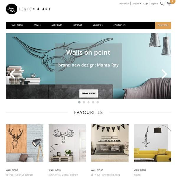 Design & Art - Official Store