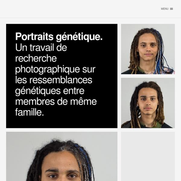 Portraits génétiques