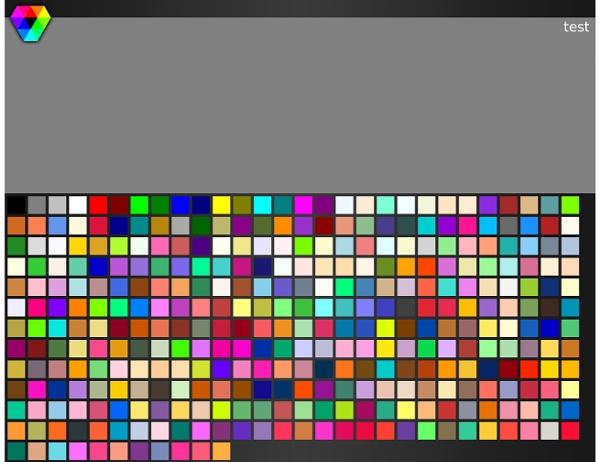 Color Name - StumbleUpon