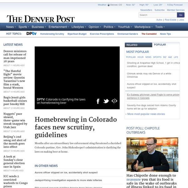 Colorado Breaking News, Sports, Weather, Traffic