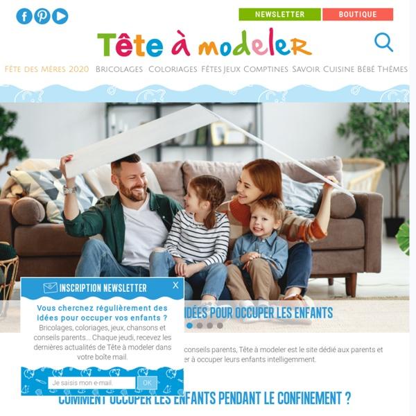 Coloriage, activités manuelles et bricolage pour enfants