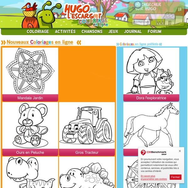 coloriage en ligne gratuit et dessin a colorier sur coloriage tv