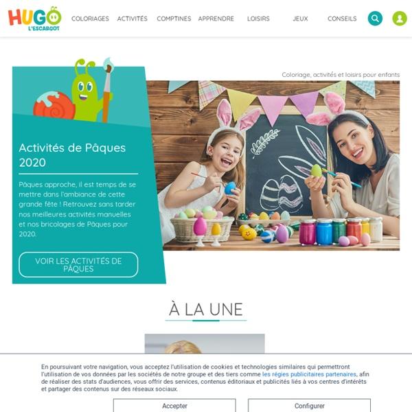 Coloriage La Ferme De Mathurin.Chansons Pour Enfants Sur Hugolescargot Univerthabitat