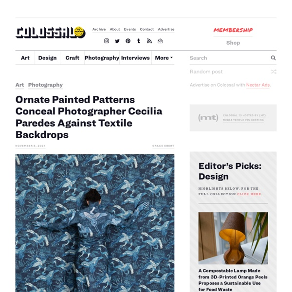 An art, design, and visual culture blog.