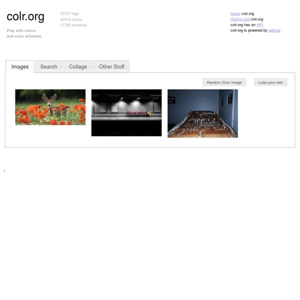Colr.org