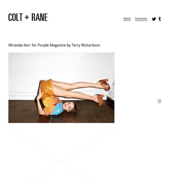 Colt + Rane